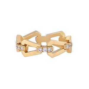 Padlock Ring