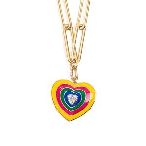 Wonder Hearts Necklace