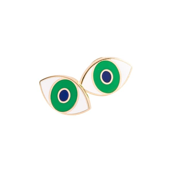 Crazy Eyes Earrings