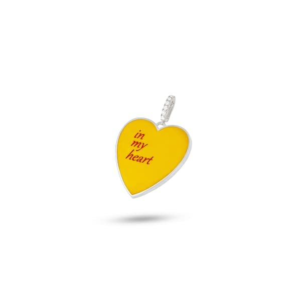 Forever In My Heart Clip-On