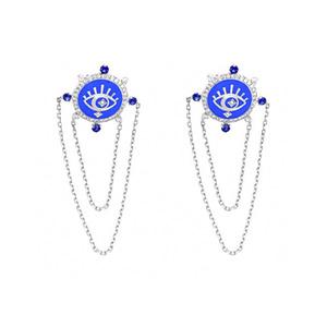 Moonlight Blue Earrings