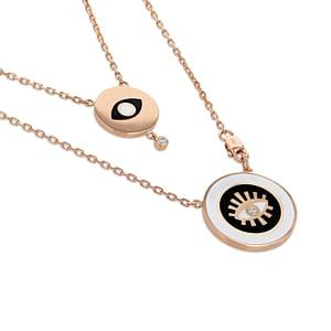 Crazy Eyes Necklace