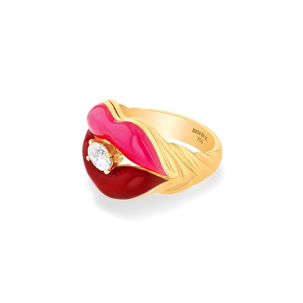 Sugar Lips Ring
