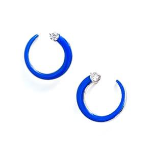 Letters & Lines Earrings