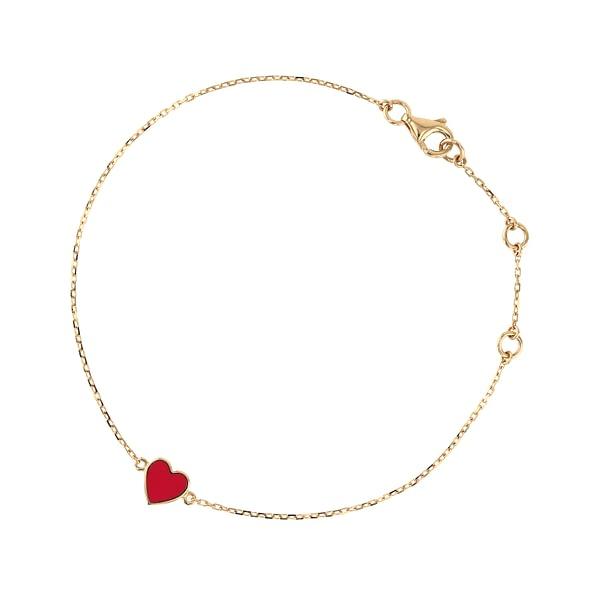 Crazy Hearts Bracelet
