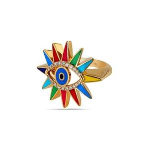 Crazy Eyes Ring