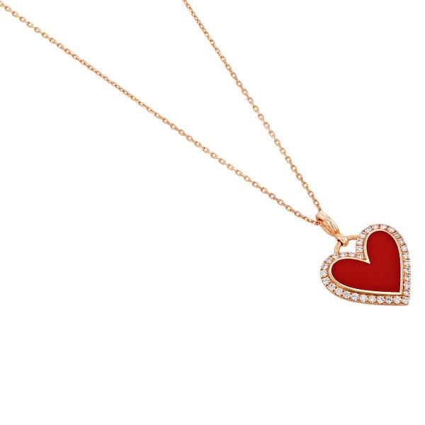 Crazy Hearts Pendant