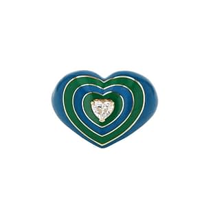 Wonder Hearts Ring