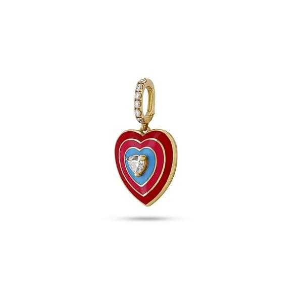 Wonder Hearts Clip-On