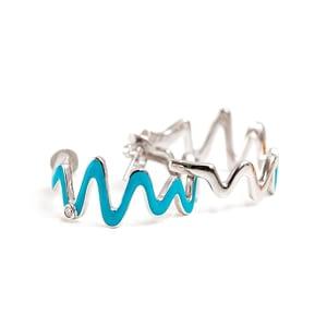 Waves Earrings